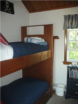 Madaket, Nantucket Nantucket vacation rental - Bedroom - bunk room with 4 beds