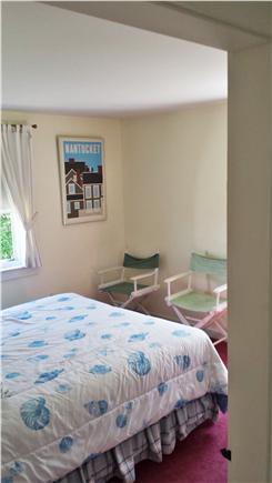 Brant Point Nantucket vacation rental - 3rd Bedroom - Queen Bed