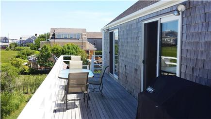 Brant Point Nantucket vacation rental - Deck to enjoy amazing views