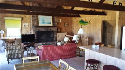 Brant Point Nantucket vacation rental - nd Floor - Open Concept (Living, Dining Rooms, Kitchen)