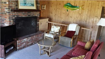 Brant Point Nantucket vacation rental - Living Room