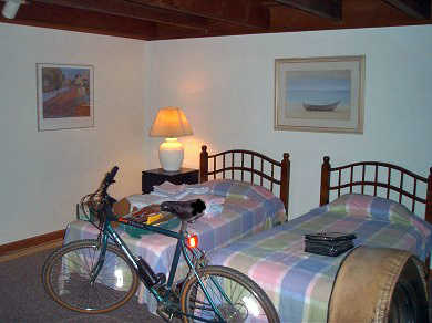 Madaket, Nantucket Nantucket vacation rental - Twin-bedded room