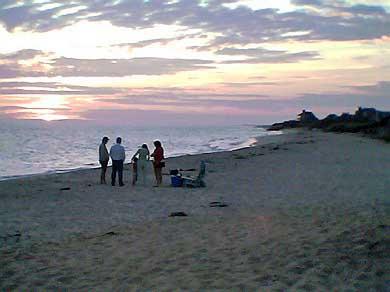 Madaket, Nantucket Nantucket vacation rental - Private Tristrams Landing Beach