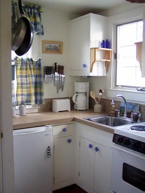 Siasconset Nantucket vacation rental - Kitchen