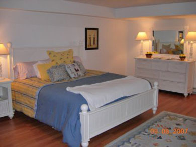 Tom Nevers, Siasconet Nantucket vacation rental - Second King Bedroom in Carriage House