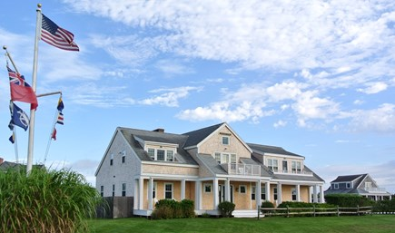 Tom Nevers, Siasconet Nantucket vacation rental - 8 Bedroom compound w/AC, pool and easy access to the beach.
