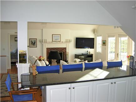Tom Nevers, Siasconet Nantucket vacation rental - Main House's Great Room on the second floor