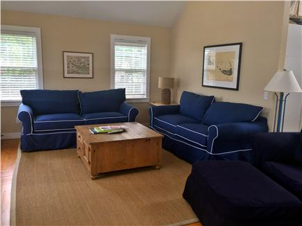 Nantucket Town Nantucket vacation rental - Living Area