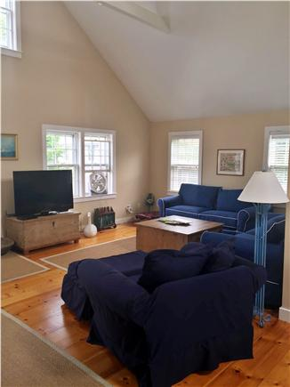 Nantucket Town Nantucket vacation rental - From dining area into living room