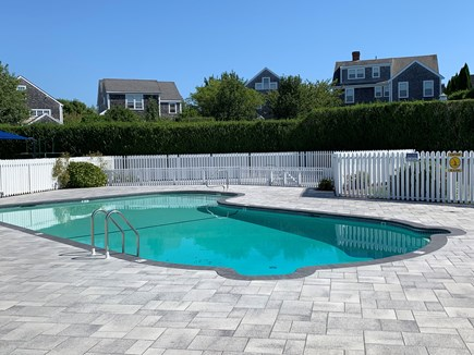 Mid-island - Naushop Nantucket vacation rental - Beautiful pool for your use