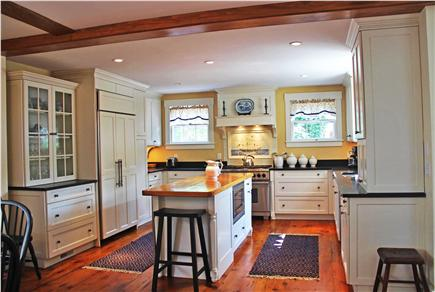 Nantucket town Nantucket vacation rental - Large new kitchen w/ honed granite countertops & so much more