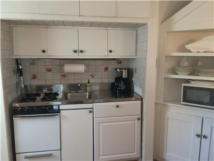 Siasconset, Sconset Nantucket vacation rental - Galley kitchen