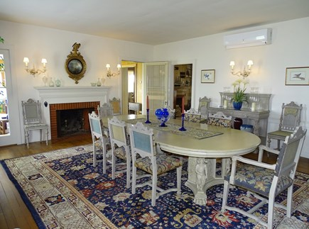 Polpis, Nantucket Nantucket vacation rental - Elegant dining room seating up to 14