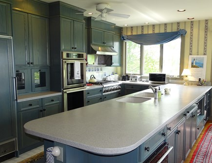 Polpis, Nantucket Nantucket vacation rental - Modern kitchen with upscale amenities