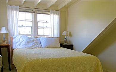 Brant Point Nantucket vacation rental - Guest House Master Bedroom