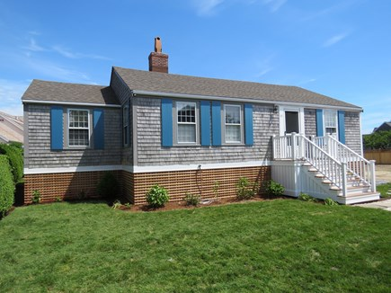 Brant Point Nantucket vacation rental - Front