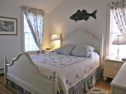 Brant Point Nantucket vacation rental - Master bedroom with queen bed