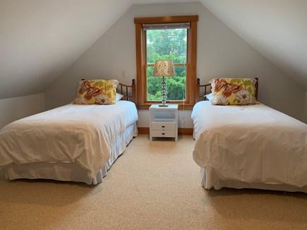 Siasconset, Sconset Nantucket vacation rental - Upstairs loft twin beds