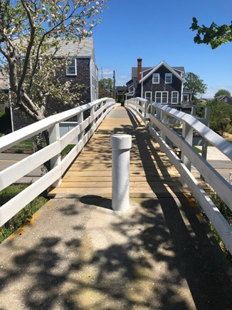 Siasconset, Nantucket Nantucket vacation rental - Sconset footbridge