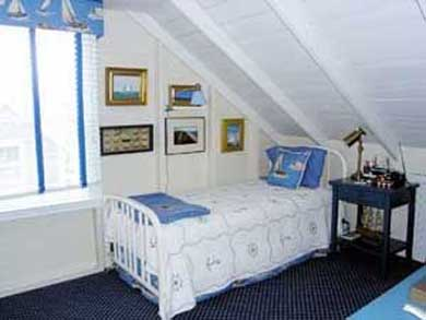Siasconset Nantucket vacation rental - Guest Bedroom