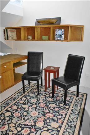 Nantucket town Nantucket vacation rental - Upstairs Skylit Study