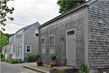Nantucket town Nantucket vacation rental - Front of House, Street View