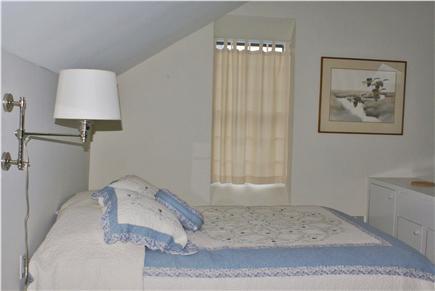 Nantucket town Nantucket vacation rental - Master Bedroom with Queen Platform Bed