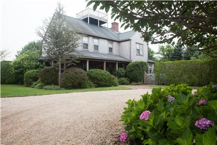 Tom Nevers, Sconset Nantucket vacation rental - Elegant Family Home & Guest House on almost 3 private acres