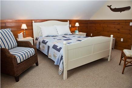 Tom Nevers, Sconset Nantucket vacation rental - Guest Apartment Queen Bedroom