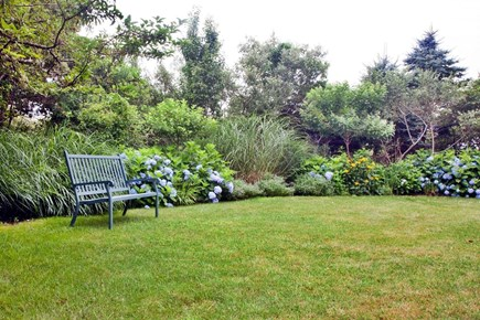 Tom Nevers, Sconset Nantucket vacation rental - 3 acres including a large flat private backyard.