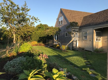 Quidnet Nantucket vacation rental - Cottage and Cottage Garden