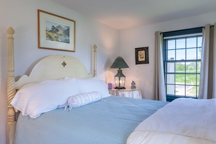 Quidnet Nantucket vacation rental - First Floor Master with queen bed