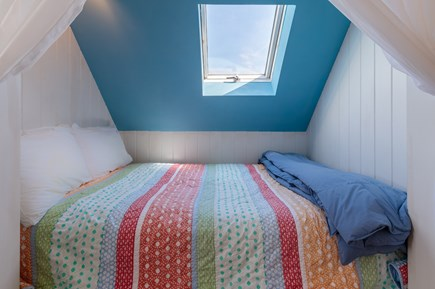 Quidnet Nantucket vacation rental - Cottage 2nd floor double sleeping berth