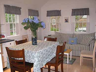 Nantucket Town Nantucket vacation rental - Dining