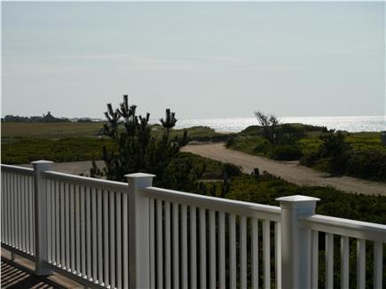 Surfside, Nantucket, Nobadeer beach Nantucket vacation rental - View toward the ocean from second floor deck