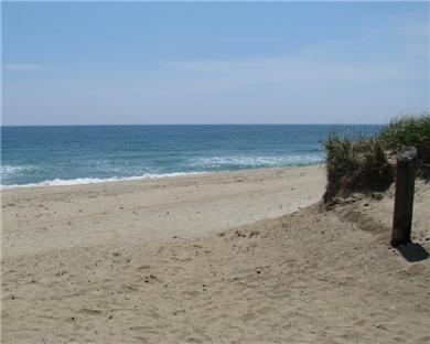 Surfside, Nantucket, Nobadeer beach Nantucket vacation rental - Nobadeer Beach entrance, 150 yards from house
