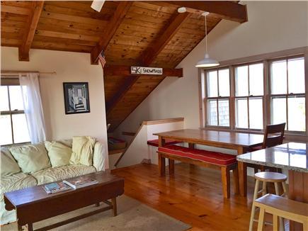 Surfside, Nantucket, Nobadeer beach Nantucket vacation rental - Second floor living area