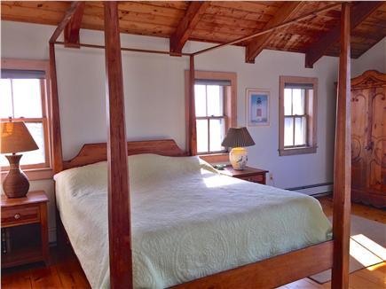 Surfside, Nantucket, Nobadeer beach Nantucket vacation rental - Master bedroom (second floor)