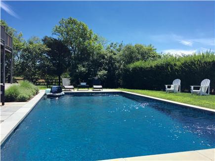 Wauwinet, Polpis Nantucket vacation rental - Salt Water Pool