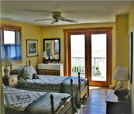 Tom Nevers Nantucket vacation rental - Second bedroom; access to upper deck.