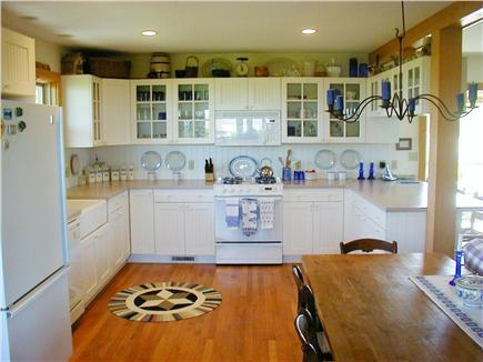 Tom Nevers Nantucket vacation rental - Well stocked kitchen