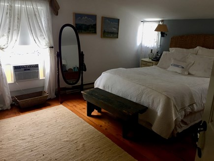 Siasconset Nantucket vacation rental - Spacious Master bedroom with direct entry to bathroom