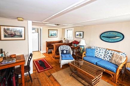 Nantucket town, Harborfront Nantucket vacation rental - old