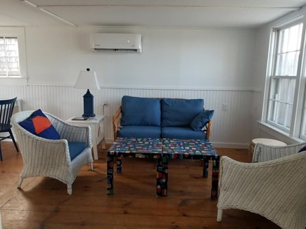 Nantucket town, Harborfront Nantucket vacation rental - Beautiful hard wood floors and nautical feel throughout