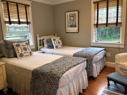 Tom Nevers Nantucket vacation rental - Twin Bedroom on First Floor