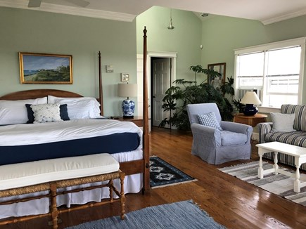 Tom Nevers Nantucket vacation rental - Master King BR Suite w/ Balcony, and Spa Bathroom w/ Jacuzzi tub