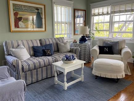 Tom Nevers Nantucket vacation rental - Master Bedroom seating area