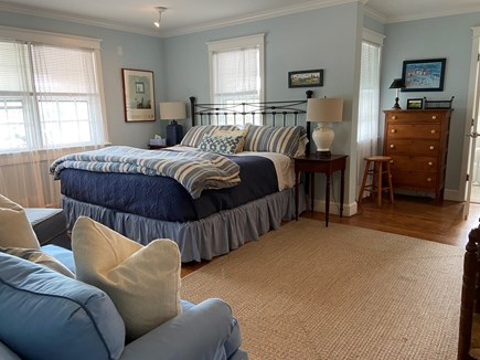 Tom Nevers Nantucket vacation rental - King Bedroom Suite on First Floor