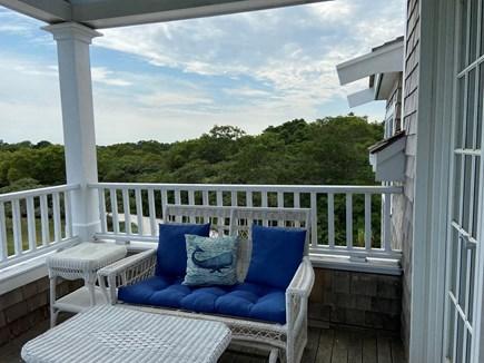 Tom Nevers Nantucket vacation rental - Private deck off the second floor master bedroom