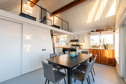 Madequecham, Nantucket Nantucket vacation rental - Soaring ceiling heights and loft